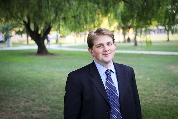 Erik Cooper wins 2015 RP Group Award for Dissertation Excellence