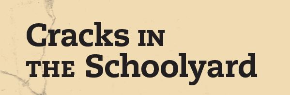 "Tonight at 5:30 p.m., ""Cracks in the Schoolyard""- Hear Gilberto Conchas confront Latino educational inequality"