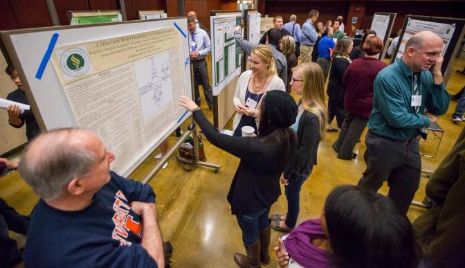 Student Research Fall Forum is Nov. 7
