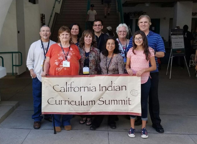 Efforts to adopt California Indian Vetted Curriculum gaining support statewide