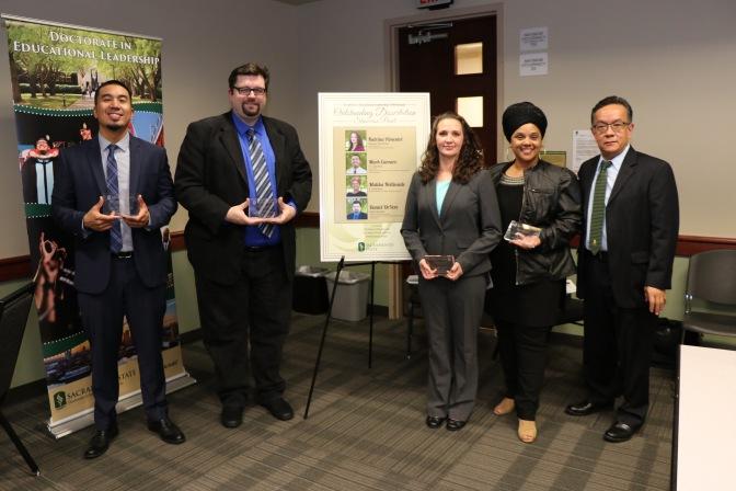 2018 Outstanding Dissertation Awards